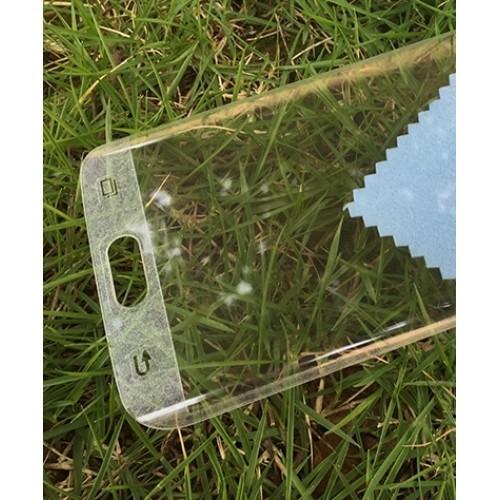 Ультратонкая транспарентная износоустойчивая сколостойкая олеофобная защитная объемная стеклянная панель на плоскую и изогнутые поверхности экрана для Samsung Galaxy S7 Edge
