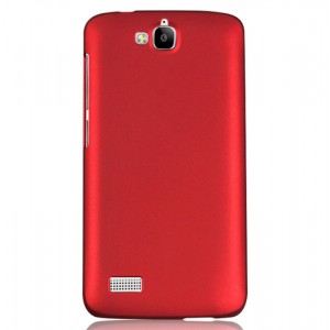 Пластиковый матовый непрозрачный чехол для Huawei Honor 3C Lite
