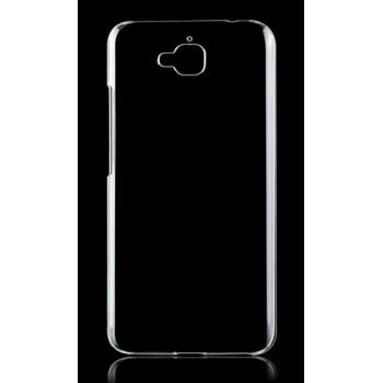 Пластиковый транспарентный чехол для Huawei Honor 4C Pro