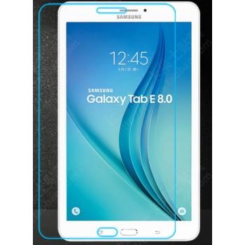 Ультратонкое износоустойчивое сколостойкое олеофобное защитное стекло-пленка для Samsung Galaxy Tab E 8.0