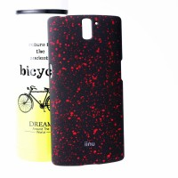 Пластиковый матовый дизайнерский чехол с голографическим принтом Звезды для OnePlus One