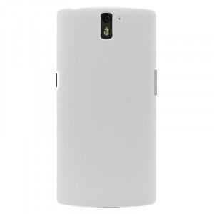Пластиковый матовый непрозрачный чехол для OnePlus One
