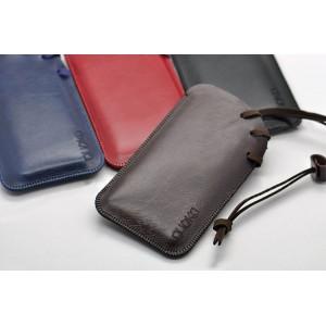 Кожаный мешок с ремнем-затяжкой для OnePlus One