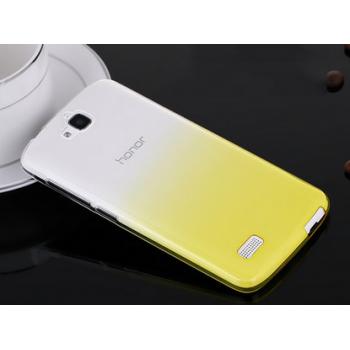 Силиконовый градиентный чехол для Huawei Honor 3C Lite