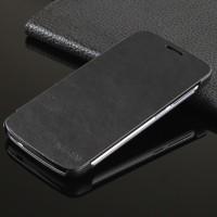 Чехол флип на пластиковой основе для Huawei Honor 3C Lite Черный