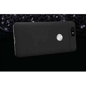 Пластиковый матовый нескользящий премиум чехол для Google Huawei Nexus 6P