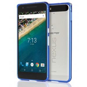 Металлический бампер для Google Huawei Nexus 6P
