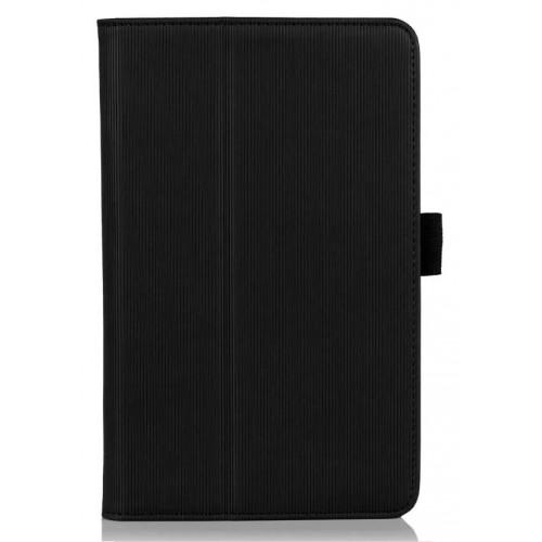 Чехол подставка текстурный с рамочной защитой для планшета Acer Iconia B1-A71