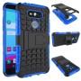 Антиударный гибридный чехол экстрим защита силикон/поликарбонат для LG G5