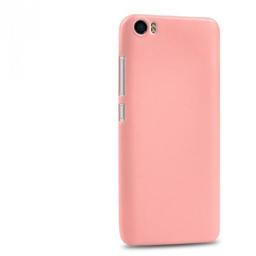 Силиконовый матовый непрозрачный чехол для Xiaomi MI5