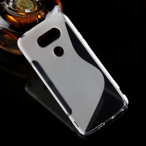 Силиконовый S чехол для LG G5