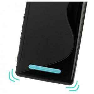 Силиконовый S чехол для Sony Xperia C3