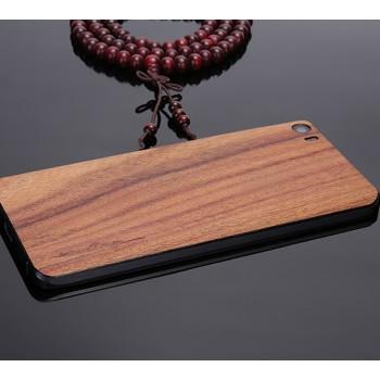 Клеевая натуральная деревянная накладка для Xiaomi MI5