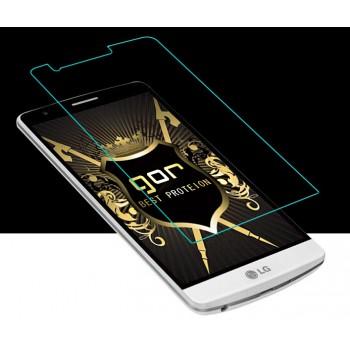Ультратонкое износоустойчивое сколостойкое олеофобное защитное стекло-пленка для LG G3 S
