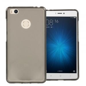 Силиконовый матовый полупрозрачный чехол для Xiaomi Mi4S