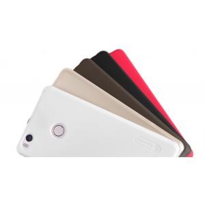 Пластиковый матовый нескользящий премиум чехол для Xiaomi Mi4S