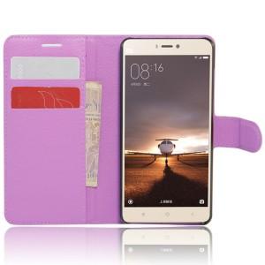 Чехол портмоне подставка с защелкой для Xiaomi Mi4S