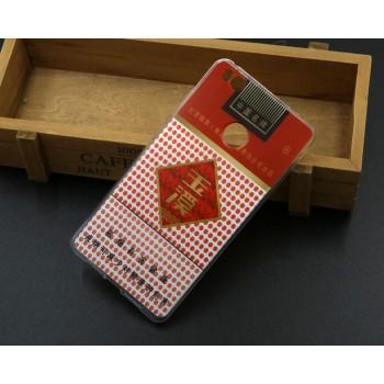 Силиконовый матовый дизайнерский чехол с эксклюзивной серией принтов для Xiaomi Mi4S