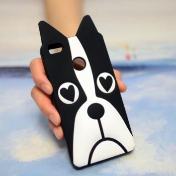 Силиконовый дизайнерский фигурный чехол для Xiaomi Mi4S