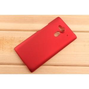 Пластиковый чехол для Acer Liquid Z5 Красный