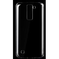 Пластиковый транспарентный чехол для LG K8