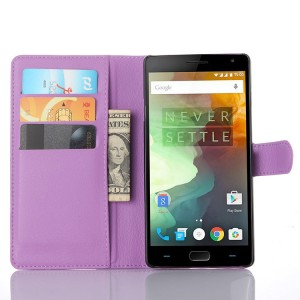 Чехол портмоне подставка с защелкой для OnePlus 2
