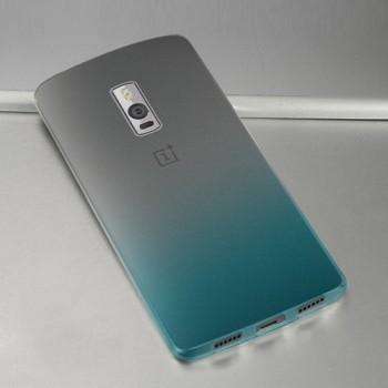 Силиконовый градиентный чехол для OnePlus 2