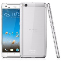 Пластиковый транспарентный чехол для HTC One X9