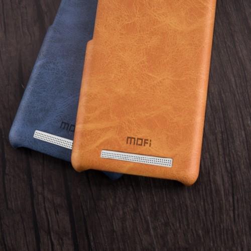Пластиковый чехол с текстурным покрытием Кожа для Xiaomi RedMi 3 Pro/3S