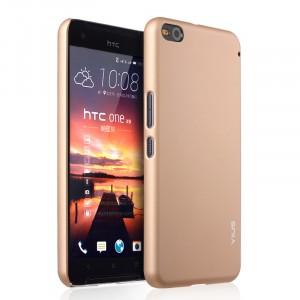 Пластиковый матовый непрозрачный чехол для HTC One X9