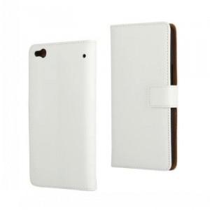 Чехол портмоне подставка с защелкой для HTC One X9 Белый