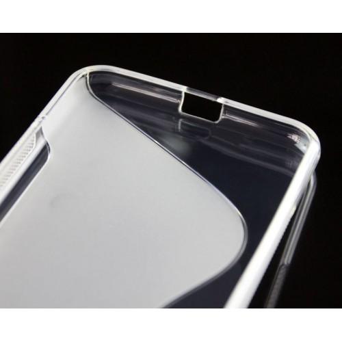 Силиконовый S чехол для HTC One X9