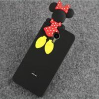 Силиконовый дизайнерский фигурный чехол для Meizu M3 Note