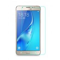 Ультратонкое износоустойчивое сколостойкое олеофобное защитное стекло-пленка для Samsung Galaxy J7 (2016)