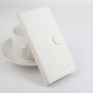 Чехол портмоне подставка на силиконовой основе с защелкой для LG K8