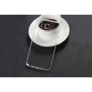 Силиконовый транспарентный чехол для Samsung Galaxy J5 (2016)