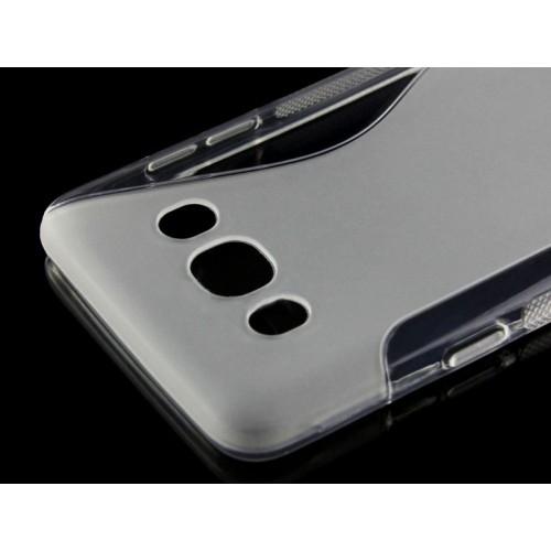 Силиконовый S чехол для Samsung Galaxy J5 (2016)