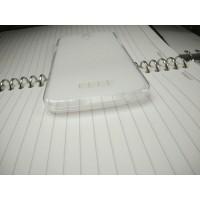 Силиконовый матовый чехол для Doogee X6 Белый