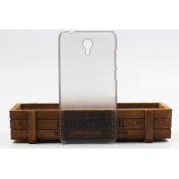 Пластиковый матовый полупрозрачный чехол для Umi Touch