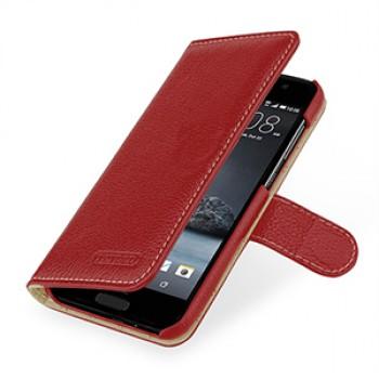 Кожаный чехол портмоне (нат. кожа) для HTC One A9