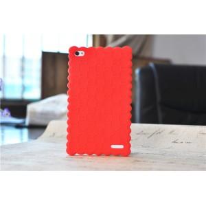 Силиконовый дизайнерский чехол для Huawei MediaPad X2