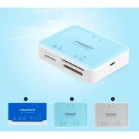 Многофункциональный универсальный USB 2.0 кардридер Micro SD/SD/M2/XD/MemoryStick/CompactFlash