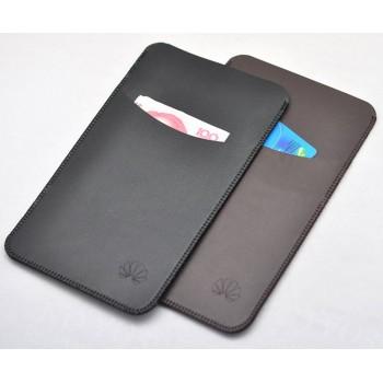 Кожаный мешок с отделением для карты для Huawei MediaPad X2