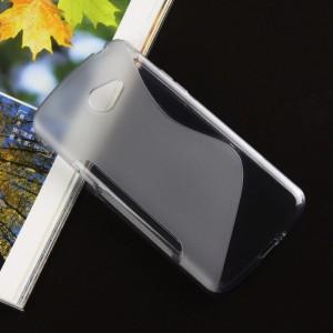 Силиконовый S чехол для LG K5