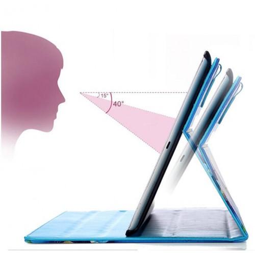 Дизайнерский чехол подставка с полноповерхностным принтом для Xiaomi Mi Pad 2/MiPad 3