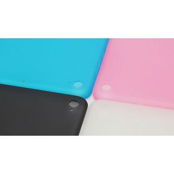 Оригинальный пластиковый матовый полупрозрачный чехол для Xiaomi Mi Pad 2/MiPad 3