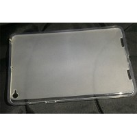 Силиконовый полупрозрачный чехол для Xiaomi Mi Pad 2/MiPad 3 Белый