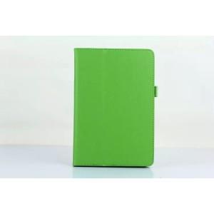 Чехол подставка с рамочной защитой экрана для Xiaomi Mi Pad 2/MiPad 3 Зеленый
