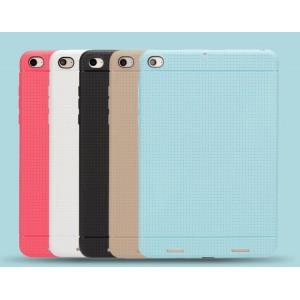 Силиконовый матовый чехол текстура Точки для Xiaomi Mi Pad 2/MiPad 3
