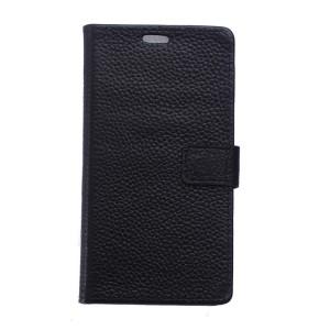 Чехол портмоне подставка с защелкой для Alcatel One Touch Pixi 4 (3.5) Черный